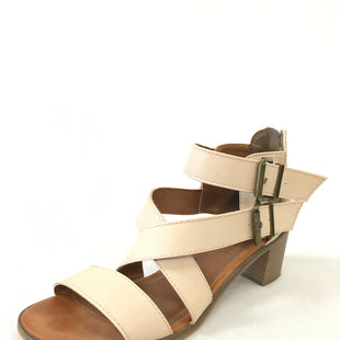 Primary Photo - BRAND: RAMPAGE STYLE: SANDALS LOW COLOR: DUSTY PINK SIZE: 8.5 SKU: 240-24052-52891
