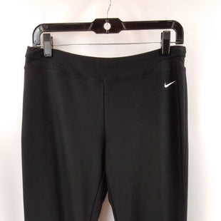 Primary Photo - BRAND: NIKE APPAREL STYLE: ATHLETIC CAPRIS COLOR: BLACK SIZE: M SKU: 240-24049-58986