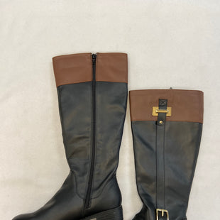 Primary Photo - BRAND: KAREN SCOTT STYLE: BOOTS KNEE COLOR: BLACK SIZE: 6 SKU: 240-24092-474