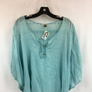 Primary Photo - BRAND: SONOMA STYLE: TOP SHORT SLEEVE COLOR: LIGHT BLUE SIZE: XL SKU: 240-24049-57921