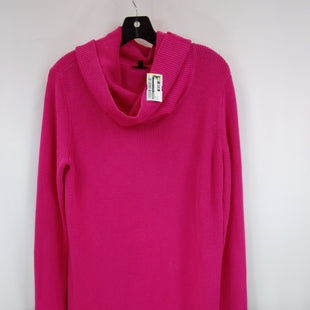 Primary Photo - BRAND: TALBOTS STYLE: SWEATER HEAVYWEIGHT COLOR: PINK SIZE: L SKU: 240-24052-56761
