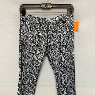 Primary Photo - BRAND: NIKE APPAREL STYLE: ATHLETIC PANTS COLOR: BLACK WHITE SIZE: 0 SKU: 240-24049-53540