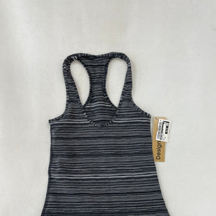 Primary Photo - BRAND: LULULEMON STYLE: ATHLETIC TANK TOP COLOR: BLACK WHITE SIZE: XS SKU: 240-24049-55835