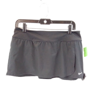 Primary Photo - BRAND: NIKE APPAREL STYLE: ATHLETIC SKIRT SKORT COLOR: BLACK SIZE: L OTHER INFO: ATHLETIC SKIRT SKU: 240-24049-58635