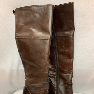 Primary Photo - BRAND: REPORT STYLE: BOOTS KNEE COLOR: BROWN SIZE: 6.5 SKU: 240-24052-48616