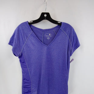 Primary Photo - BRAND: TANGERINE STYLE: ATHLETIC TOP SHORT SLEEVE COLOR: PURPLE SIZE: M SKU: 240-24049-59104