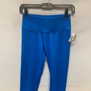 Primary Photo - BRAND: 90 DEGREES BY REFLEX STYLE: ATHLETIC PANTS COLOR: BLUE SIZE: XS SKU: 240-24052-50276