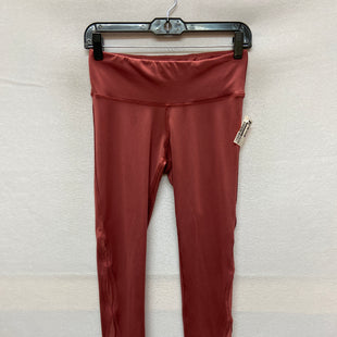 Primary Photo - BRAND: CHAMPION STYLE: ATHLETIC PANTS COLOR: BRICK RED SIZE: S SKU: 240-24091-5001