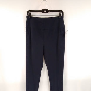 Primary Photo - BRAND: TALBOTS STYLE: ATHLETIC PANTS COLOR: NAVY SIZE: M SKU: 240-24049-59137
