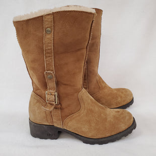Primary Photo - BRAND: UGG STYLE: BOOTS KNEE COLOR: BROWN SIZE: 6 OTHER INFO: AS IS SKU: 240-24052-52916