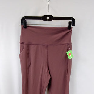Primary Photo - BRAND:    CLOTHES MENTOR STYLE: ATHLETIC PANTS COLOR: MAUVE SIZE: L OTHER INFO: FLOWER  - SKU: 240-24049-58587