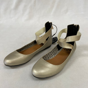 Primary Photo - BRAND: DAISY FUENTES STYLE: SHOES FLATS COLOR: GOLD SIZE: 7 SKU: 240-24091-5885