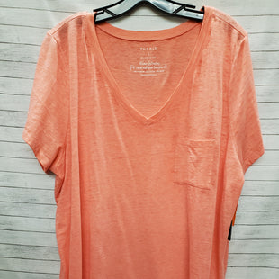 Primary Photo - BRAND: TORRID STYLE: TOP SHORT SLEEVE BASIC COLOR: PINK SIZE: 3X SKU: 240-24071-4791