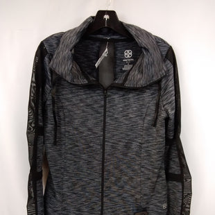 Primary Photo - BRAND: DAISY FUENTES STYLE: ATHLETIC JACKET COLOR: CHARCOAL SIZE: S SKU: 240-24091-7475