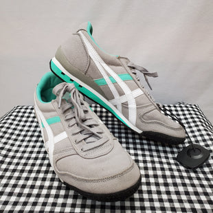 Primary Photo - BRAND:    CLOTHES MENTOR STYLE: SHOES ATHLETIC COLOR: GREY SIZE: 8.5 OTHER INFO: TIGER - SKU: 240-24069-19692