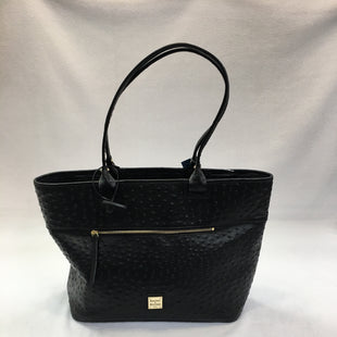 Primary Photo - BRAND: DOONEY AND BOURKE STYLE: HANDBAG DESIGNER COLOR: BLACK SIZE: LARGE SKU: 240-24052-48093