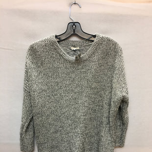 Primary Photo - BRAND: SONOMA STYLE: SWEATER LIGHTWEIGHT COLOR: GREY SIZE: L SKU: 240-24071-4004
