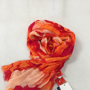 Primary Photo - BRAND: CALVIN KLEIN STYLE: SCARF COLOR: ORANGEPINK SKU: 240-24090-635