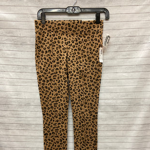 Primary Photo - BRAND: OLD NAVY STYLE: LEGGINGS COLOR: ANIMAL PRINT SIZE: XS SKU: 240-24049-55356