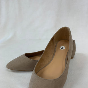 Primary Photo - BRAND: OLD NAVY O STYLE: SHOES FLATS COLOR: TAUPE SIZE: 10 SKU: 240-24091-5877