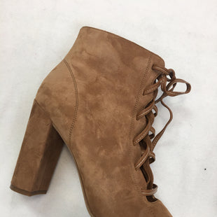 Primary Photo - BRAND: SAM EDELMAN STYLE: BOOTS ANKLE COLOR: BROWN SIZE: 7 SKU: 240-24052-48532
