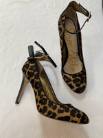 Primary Photo - BRAND: SAM EDELMAN <BR>STYLE: SHOES HIGH HEEL <BR>COLOR: ANIMAL PRINT <BR>SIZE: 7 <BR>SKU: 240-24052-50821