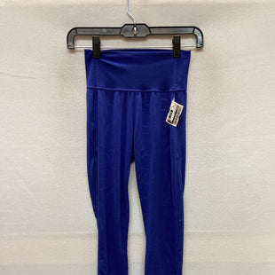 Primary Photo - BRAND: ADIDAS STYLE: ATHLETIC PANTS COLOR: BLUE SIZE: XS SKU: 240-24052-52002