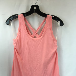 Primary Photo - BRAND: CALIA STYLE: ATHLETIC TANK TOP COLOR: PEACH SIZE: S SKU: 240-24049-57887