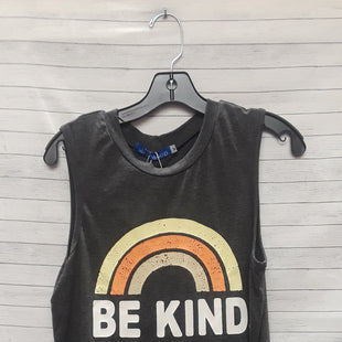 Primary Photo - BRAND:    CLOTHES MENTOR STYLE: TOP SLEEVELESS COLOR: RAINBOW SIZE: M OTHER INFO: IRIS GOD - BE KIND SKU: 240-24052-53186
