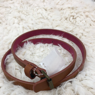 Primary Photo - BRAND:    CLOTHES MENTOR STYLE: BELT COLOR: BROWN SIZE: L SKU: 240-24068-5718