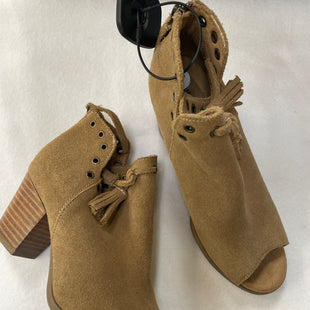 Primary Photo - BRAND: MINNETONKA STYLE: BOOTS ANKLE COLOR: BROWN SIZE: 6 SKU: 240-24068-6578