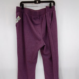 Primary Photo - BRAND: TIME AND TRU STYLE: ATHLETIC CAPRIS COLOR: PURPLE SIZE: 2X SKU: 240-24049-57931