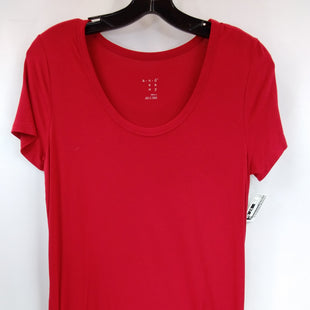 Primary Photo - BRAND: A NEW DAY STYLE: TOP SHORT SLEEVE BASIC COLOR: RED SIZE: S SKU: 240-24052-56785