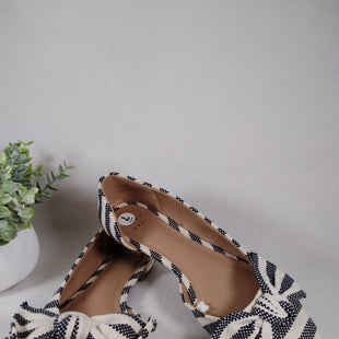 Primary Photo - BRAND: A NEW DAY STYLE: SHOES FLATS COLOR: STRIPED SIZE: 7 SKU: 240-24049-57908