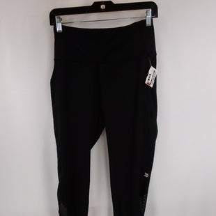 Primary Photo - BRAND:    CLOTHES MENTOR STYLE: ATHLETIC PANTS COLOR: BLACK SIZE: S OTHER INFO: ALL IN MOTION - SKU: 240-24049-56323