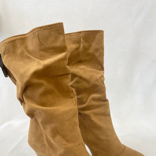 Primary Photo - BRAND:    CLOTHES MENTOR STYLE: BOOTS KNEE COLOR: TAN SIZE: 7.5 OTHER INFO: NB - SKU: 240-24052-53182