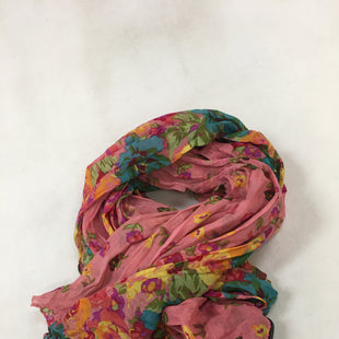 Primary Photo - BRAND:    CLOTHES MENTOR STYLE: SCARF COLOR: FLORAL OTHER INFO: NB - SKU: 240-24090-633