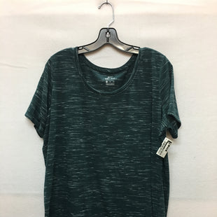Primary Photo - BRAND: NIKE APPAREL STYLE: ATHLETIC TOP SHORT SLEEVE COLOR: HUNTER GREEN SIZE: 2X SKU: 240-24052-48655