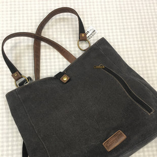 Primary Photo - BRAND:    CLOTHES MENTOR STYLE: BACKPACK COLOR: GREY SIZE: LARGE OTHER INFO: CARGOIT - SKU: 240-24052-48501