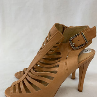 Primary Photo - BRAND: ANTONIO MELANI STYLE: SHOES HIGH HEEL COLOR: SAND SIZE: 7 SKU: 240-24091-5872