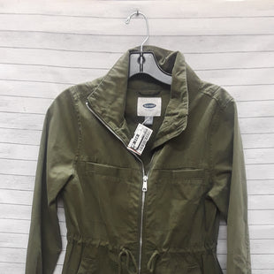 Primary Photo - BRAND: OLD NAVY STYLE: BLAZER JACKET COLOR: OLIVE SIZE: XS SKU: 240-24052-53279