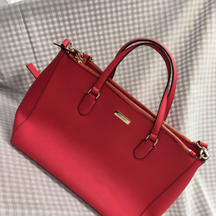 Primary Photo - BRAND: KATE SPADE STYLE: HANDBAG DESIGNER COLOR: MELON SIZE: LARGE SKU: 240-24052-47653