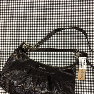 Primary Photo - BRAND: COACH STYLE: HANDBAG DESIGNER COLOR: CHOCOLATE SIZE: MEDIUM SKU: 240-24049-50804