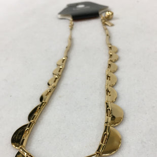 Primary Photo - BRAND: KATE SPADE STYLE: NECKLACE COLOR: GOLD SKU: 240-24071-5027