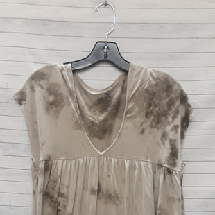 Primary Photo - BRAND: AMERICAN EAGLE STYLE: TOP SHORT SLEEVE BASIC COLOR: TIE DYE SIZE: XS OTHER INFO: TAN SKU: 240-24052-53276