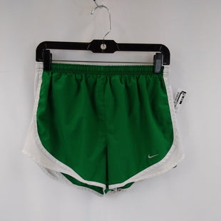 Primary Photo - BRAND: NIKE APPAREL STYLE: ATHLETIC SHORTS COLOR: GREEN SIZE: M OTHER INFO: AS IS SKU: 240-24052-58287