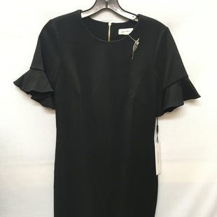 Primary Photo - BRAND: CALVIN KLEIN STYLE: DRESS SHORT SHORT SLEEVE COLOR: BLACK SIZE: S SKU: 240-24091-520