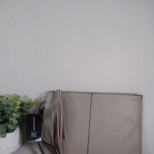 Primary Photo - BRAND: INC STYLE: WRISTLET COLOR: GREY SKU: 240-24049-57657