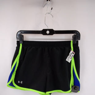 Primary Photo - BRAND: UNDER ARMOUR STYLE: ATHLETIC SHORTS COLOR: BLACK SIZE: S SKU: 240-24071-5763