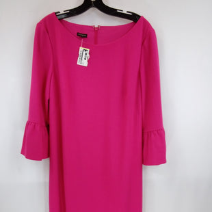 Primary Photo - BRAND: TALBOTS STYLE: DRESS SHORT LONG SLEEVE COLOR: PINK SIZE: L OTHER INFO: SIZE 12 SKU: 240-24049-57872
